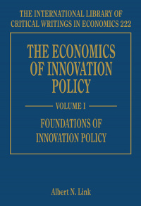 The Economics of Innovation Policy