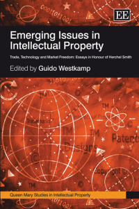 Emerging Issues in Intellectual Property