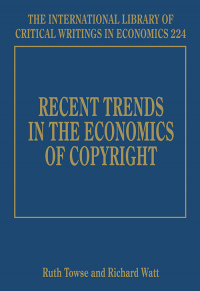 Recent Trends in the Economics of Copyright