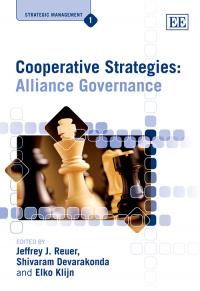 Cooperative Strategies: Alliance Governance