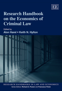 Research Handbook on the Economics of Criminal Law