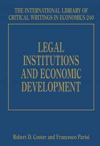 Legal Institutions and Economic Development