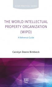 The World Intellectual Property Organization (WIPO)