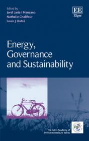 Energy, Governance and Sustainability