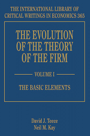 The Evolution of the Theory of the Firm