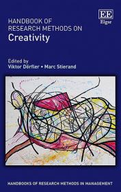 Handbook of Research Methods on Creativity