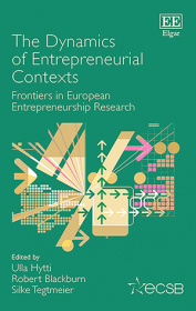 The Dynamics of Entrepreneurial Contexts