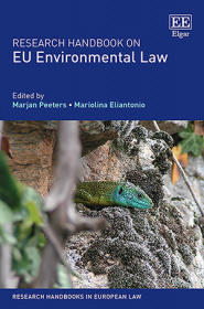 Research Handbook on EU Environmental Law