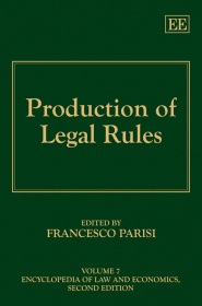 Production of Legal Rules