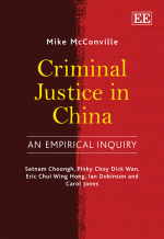 Criminal Justice in China
