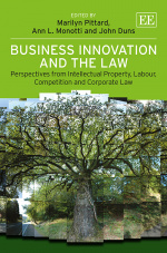 Business Innovation and the Law