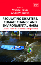 Regulating Disasters, Climate Change and Environmental Harm