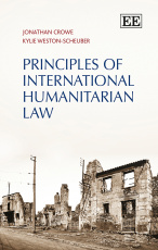 Principles of International Humanitarian Law
