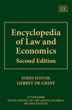 Encyclopedia of Law and Economics, Second Edition