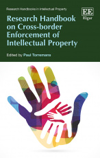 Research Handbook on Cross-border Enforcement of Intellectual Property