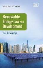 Renewable Energy law and Development