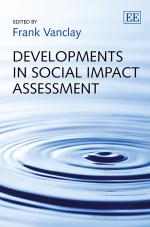Developments in Social Impact Assessment