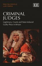 Criminal Judges