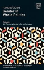 Handbook on Gender in World Politics