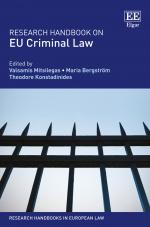 Research Handbook on EU Criminal Law