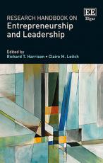 Research Handbook on Entrepreneurship and Leadership