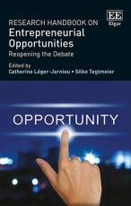 Research Handbook on Entrepreneurial Opportunities