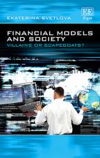 Financial Models and Society