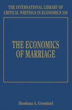 The Economics of Marriage