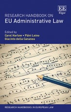 Research Handbook on EU Administrative Law