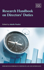Research Handbook on Directors' Duties
