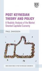 Post Keynesian Theory and Policy