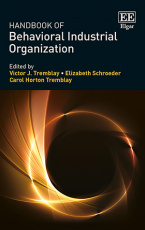 Handbook of Behavioral Industrial Organization