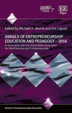 Annals of Entrepreneurship Education and Pedagogy – 2016