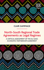 North-South Regional Trade Agreements as Legal Regimes