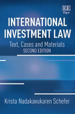 International Investment Law