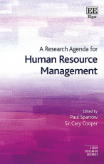 A Research Agenda for Human Resource Management