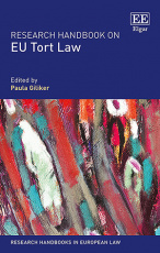 Research Handbook on EU Tort Law