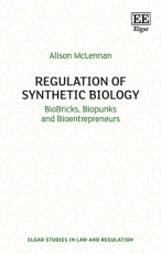 Regulation of Synthetic Biology