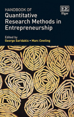 Handbook of Quantitative Research Methods in Entrepreneurship