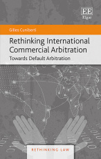Rethinking International Commercial Arbitration