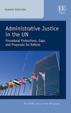 Administrative Justice in the UN