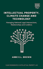 Intellectual Property, Climate Change and Technology