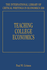 Teaching College Economics