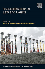 Research Handbook on Law and Courts