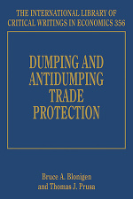 Dumping and Antidumping Trade Protection