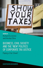 Business, Civil Society and the 'New' Politics of Corporate Tax Justice