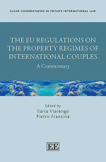The EU Regulations on the Property Regimes of International Couples
