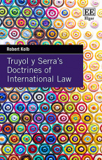 Truyol y Serra's Doctrines of International Law
