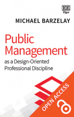 Public Management as a Design-Oriented Professional Discipline