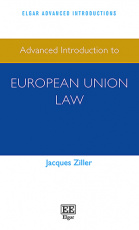 Advanced Introduction to European Union Law